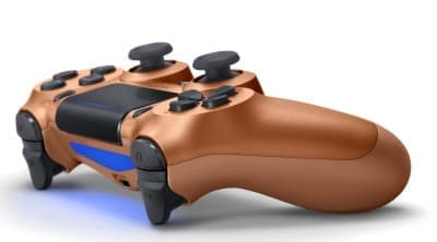 Геймпад Sony DualShock 4 V2 Metallic Copper