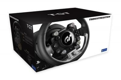 Руль Thrustmaster T-GT EU Version + педали